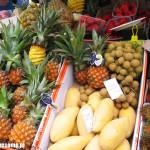 Zralé tropické ovoce